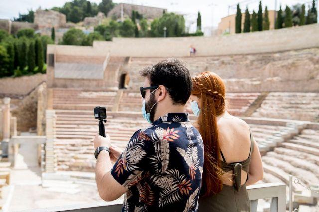 El Teatro Romano de Cartagena continúa con su actividad en noviembre - 1, Foto 1