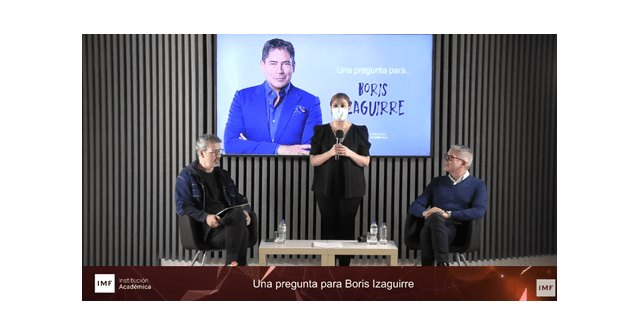 IMF Institución Académica celebra la segunda edición del evento Tengo una pregunta para. - 1, Foto 1