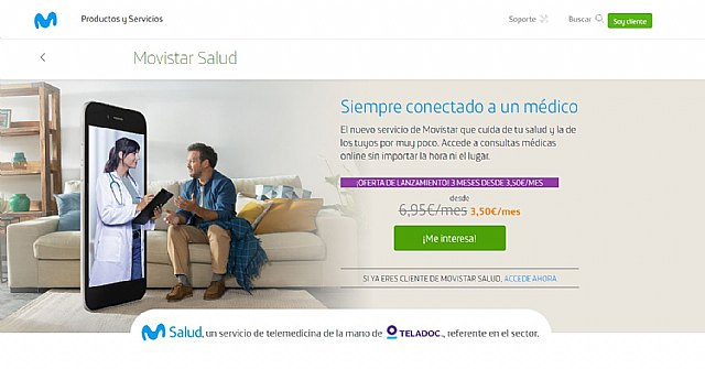 Movistar Salud Familias ya está disponible - 1, Foto 1