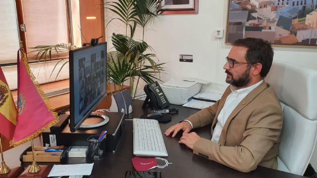El alcalde de Lorca se muestra decepcionado con el mantenimiento de las restricciones a la hostelería en el municipio - 1, Foto 1