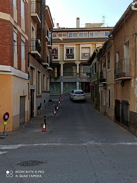 Se mejora la accesibilidad peatonal en la Calle Herrerías, Foto 1