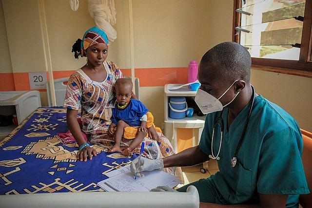 La Covid-19 podría provocar un aumento del 14% en los casos de desnutrición aguda infantil - 1, Foto 1