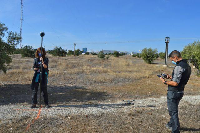Comienzan los trabajos para crear un gran pulmón verde en el parque de la Emisora - 1, Foto 1