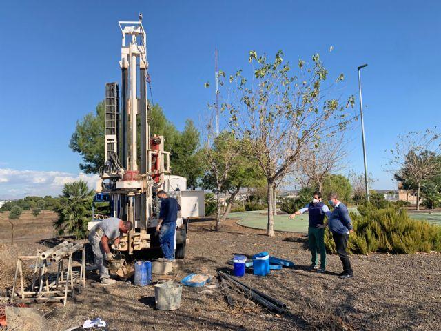 Comienzan los trabajos para crear un gran pulmón verde en el parque de la Emisora - 2, Foto 2