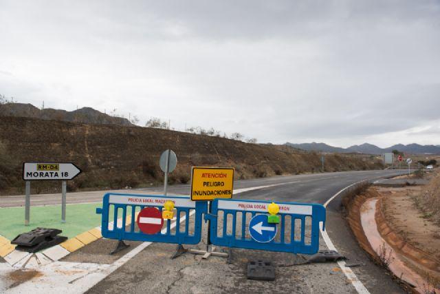 Emergencias Municipales controlan la situación en Mazarrón tras el temporal, Foto 5