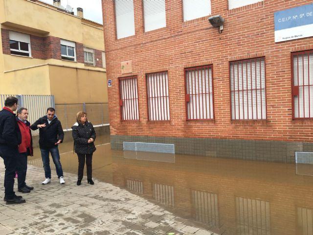 Se reanudan las clases en 25 municipios y se mantiene la suspensión en cuatro que siguen afectados por las lluvias, Foto 1