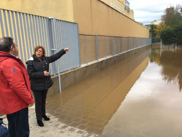 Se reanudan las clases en 25 municipios y se mantiene la suspensión en cuatro que siguen afectados por las lluvias, Foto 2