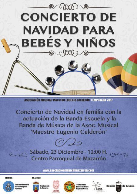 Concierto de Navidad de la Asociación Maestro Eugenio Calderón, Foto 1