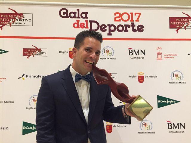 El pachequero Enrique Siscar entre los mejores deportistas de 2017 - 4, Foto 4