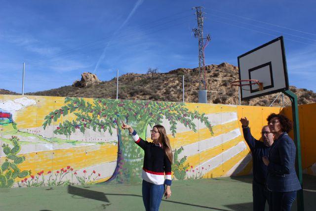 La Consejería de Educación instala nuevas zonas de sombra en el colegio público Sagrado Corazón - 2, Foto 2