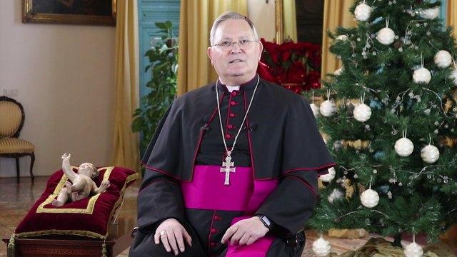 Mensaje de Navidad del Obispo de Cartagena - 2018