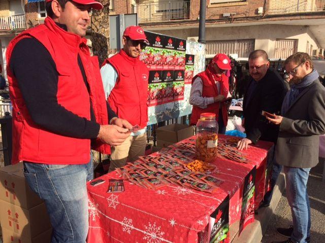 Autoridades municipales apoyan la iniciativa de la Asociación de Productores de Pimentón del Valle del Guadalentín