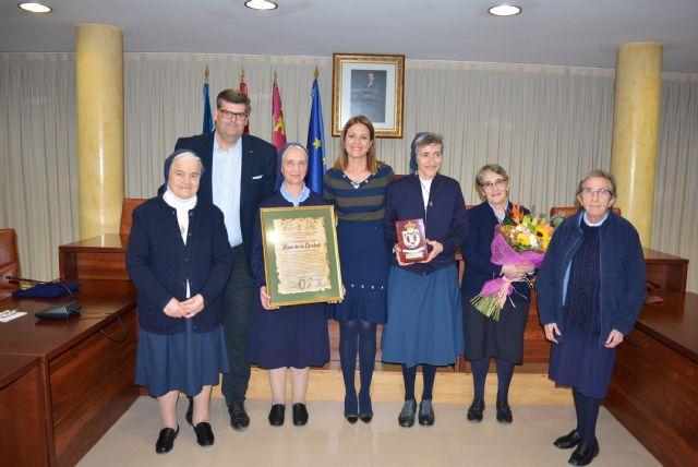 Las Hijas de la Caridad reciben el título de Hijas Predilectas de Águilas - 1, Foto 1