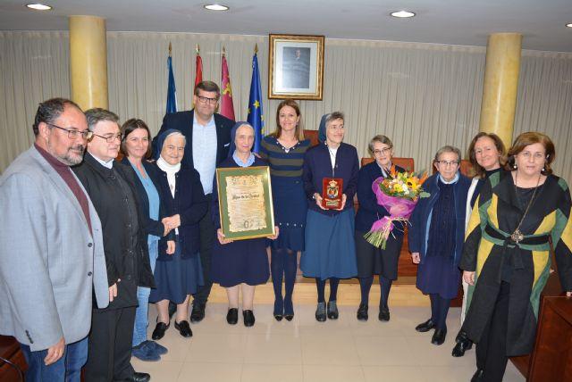 Las Hijas de la Caridad reciben el título de Hijas Predilectas de Águilas - 2, Foto 2