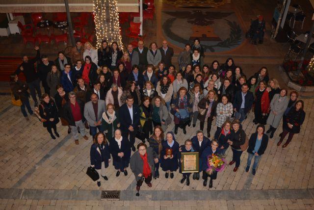 Las Hijas de la Caridad reciben el título de Hijas Predilectas de Águilas - 3, Foto 3