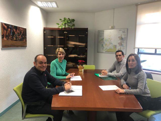 Reunión en la Dirección General de Medio Natural - 1, Foto 1