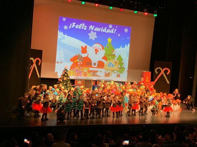 La Gala Benéfica del Colegio Carlos V acude puntual a su cita navideña con la solidaridad - 2, Foto 2