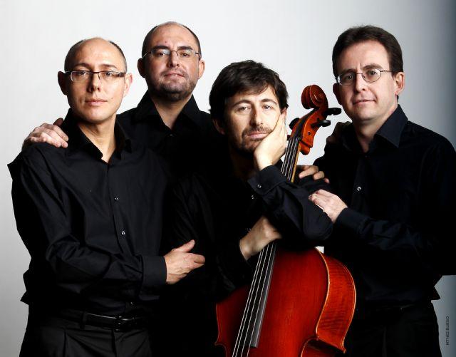 Seis destacados intérpretes se unen al Cuarteto Saravasti en su vigésimo concierto extraordinario de Navidad en el Auditorio - 1, Foto 1