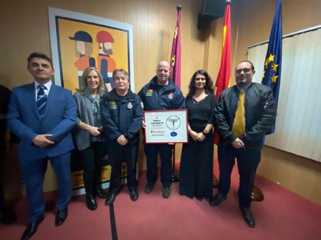 Premio al voluntariado 2019 para Protección Civil de la Región de Murcia - 1, Foto 1