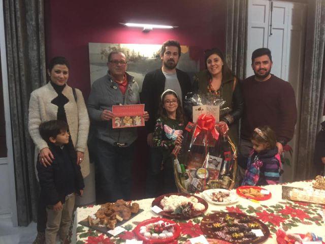 María del Mar Navarro obtiene el primer premio en el IX Concurso de Dulces de Navidad de Puerto Lumbreras - 3, Foto 3
