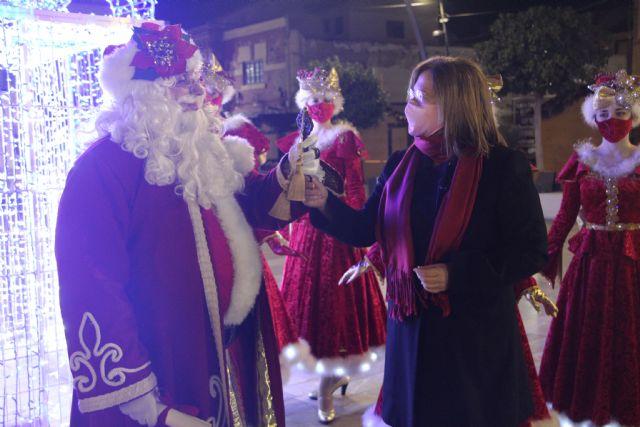 Espectacular llegada de Papá Noel a San Pedro del Pinatar - 1, Foto 1