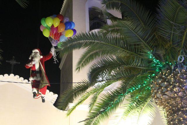 Espectacular llegada de Papá Noel a San Pedro del Pinatar - 2, Foto 2
