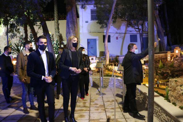 Inaugurado el Belén Municipal de Archena con más de 1.200 figuras - 1, Foto 1