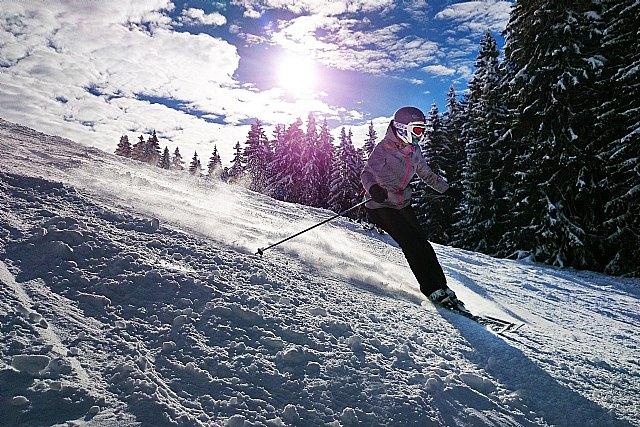 ¿Qué valoran los pasajeros cuando vuelan para esquiar? - 1, Foto 1