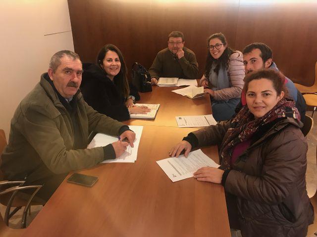 El Ayuntamiento da los primeros pasos para la creación de la Asociación de Artesanos de Cieza - 1, Foto 1