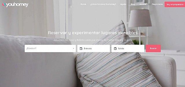 Nace Youhomey, la startup especializada en alquiler temporal - 1, Foto 1