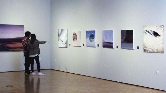 Resultado de imagen de 'Multiverso. Más allá del silencio', a cargo del fotógrafo José Carlos Ñíguez