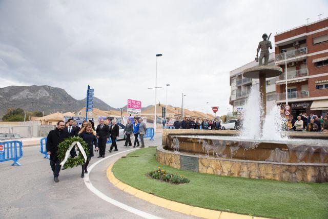 Homenaje a las víctimas de los accidentes en las explotaciones mineras - 1, Foto 1