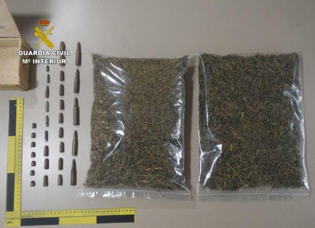 La Guardia Civil culmina una investigación por robos y tráfico de drogas con la desarticulación de un grupo delictivo - 1, Foto 1