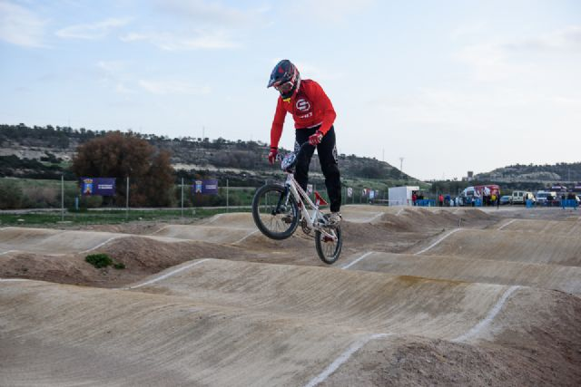 La élite mundial del BMX compite en Mazarrón, Foto 3