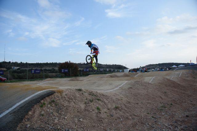 La élite mundial del BMX compite en Mazarrón, Foto 4