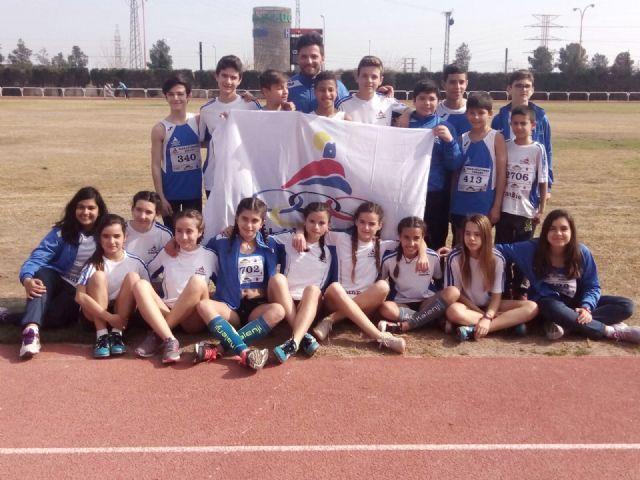 El Club Atletismo Alhama triunfa en el Campeonato Regional por Clubes Sub-Infantil, Foto 2