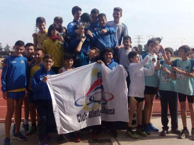 El Club Atletismo Alhama triunfa en el Campeonato Regional por Clubes Sub-Infantil, Foto 3