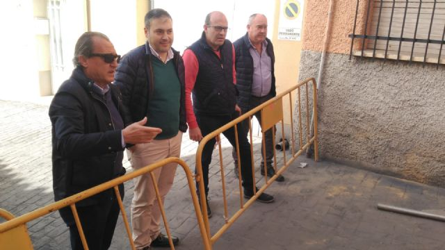 La Comunidad mejora la red de abastecimiento y saneamiento de Aledo - 1, Foto 1