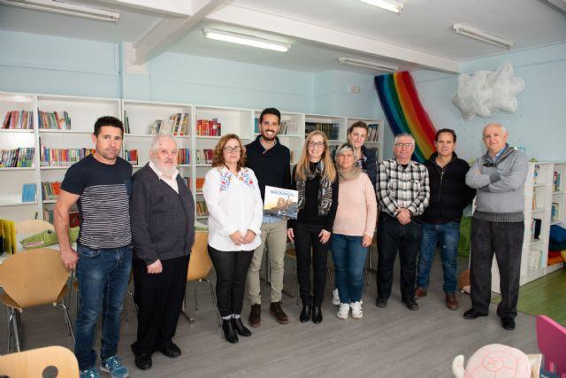 El CEIP Ginés García de Mazarrón ha inaugurado hoy su nueva biblioteca - 4, Foto 4