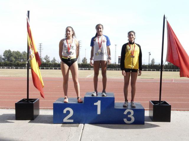 Doblete del Club Atletismo Alhama en el Campeonato Cadete de Pruebas Combinadas - 1, Foto 1