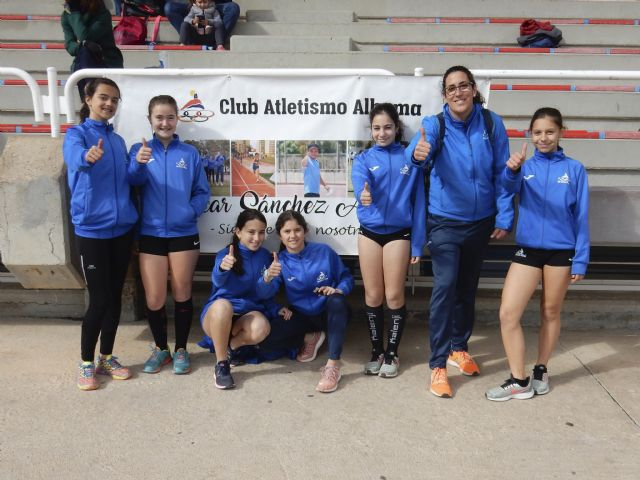 Doblete del Club Atletismo Alhama en el Campeonato Cadete de Pruebas Combinadas - 4, Foto 4