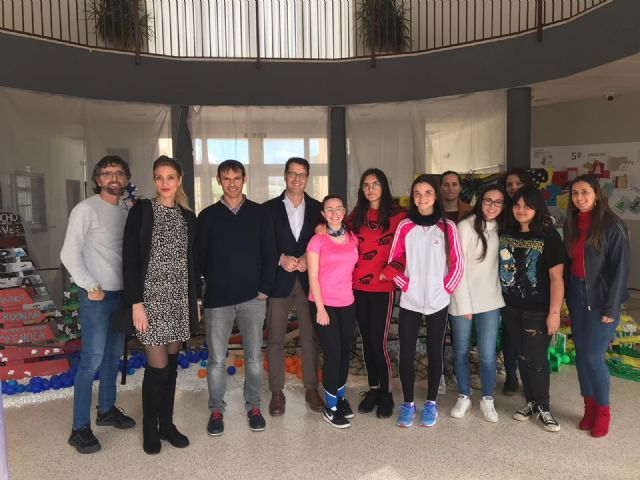 Ayuntamiento y CARM ahondan en la necesidad de mejorar la empleabilidad y ocio de los jóvenes - 4, Foto 4