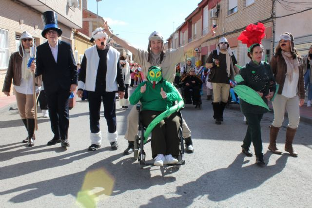 Totana celebrates the II Adapted Carnival with the participation of users of the Disability Day Centers and five guest centers of the region, Foto 3