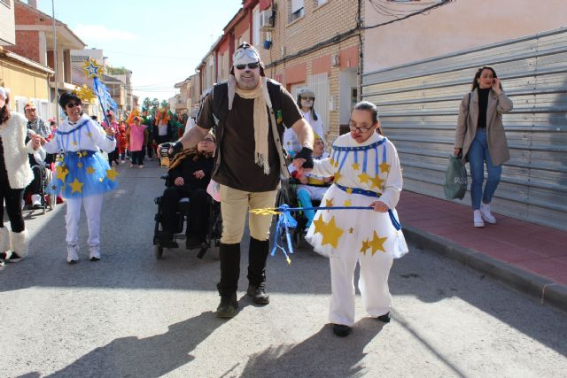 Totana celebrates the II Adapted Carnival with the participation of users of the Disability Day Centers and five guest centers of the region, Foto 4