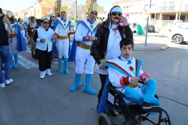 Totana celebrates the II Adapted Carnival with the participation of users of the Disability Day Centers and five guest centers of the region, Foto 7