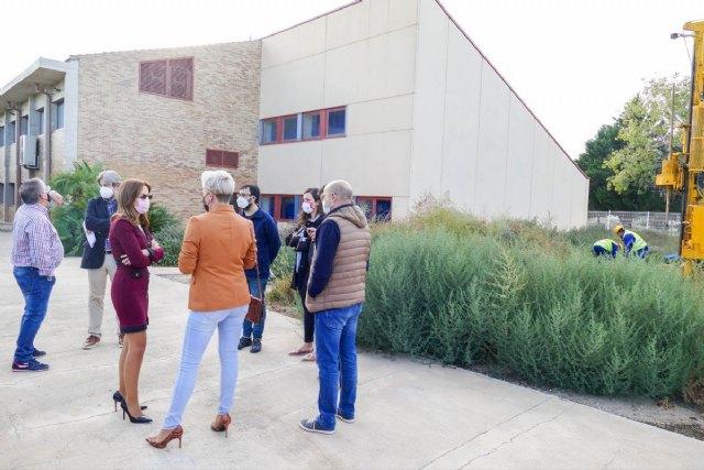 El Ayuntamiento aprueba la construcción de la primera fase de la ampliación de la Escuela de Música de Pozo Estrecho - 1, Foto 1