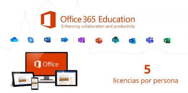 La comunidad universitaria de la UCAM, con acceso gratuito a todos los programas de Microsoft - 1, Foto 1
