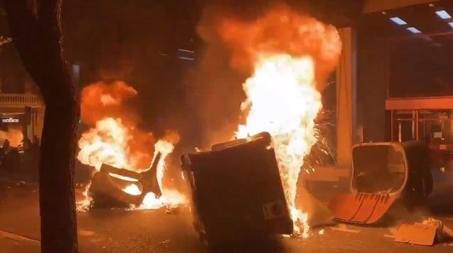 El artículo 20 de la Constitución: ¿el derecho a quemar las calles?, Foto 1