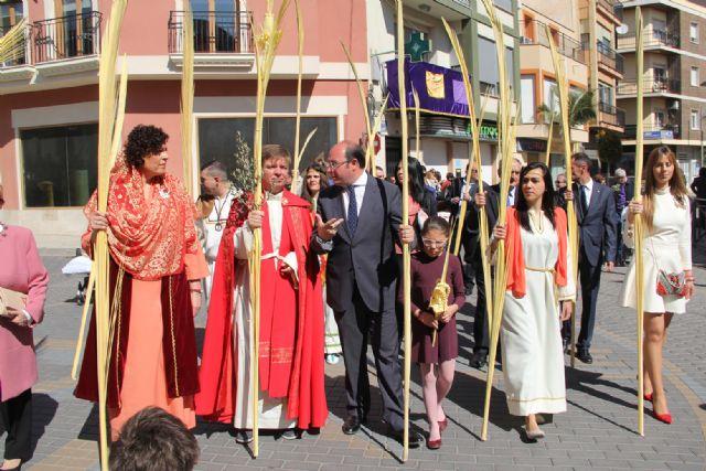 Procesión del Pueblo Hebreo y Misa de Domingo de Ramos - 1, Foto 1