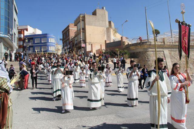 Procesión del Pueblo Hebreo y Misa de Domingo de Ramos - 2, Foto 2